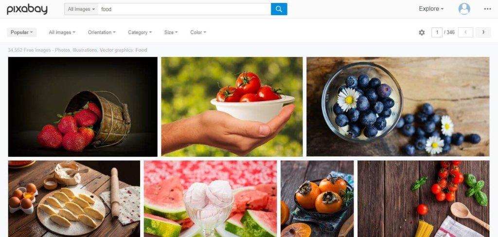 free social media tools - Pixabay