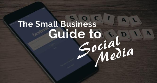 smll busines guide t social media